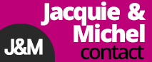 Jacquie & Michel Contact logo